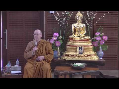 2017 April Retreat | 01 Talk | Venerable Jhanarato