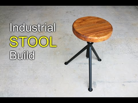Industrial Stool Build - How to