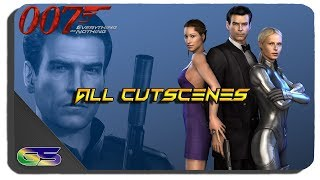 007 Everything or Nothing All Cutscenes