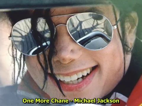 Youtube one more chance michael jackson