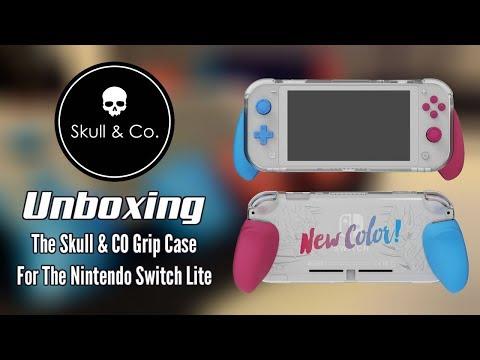 Skull & Co. GripCase Lite Bundle for