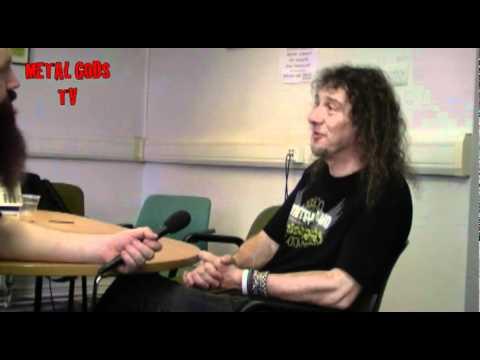 Anvil talk to Metal Gods Tv