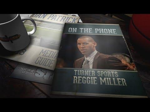Turner Sports' Reggie Miller Talks LeBron, LaVar & More w/Dan Patrick | Full Interview | 1/9/18