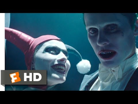 Suicide Squad (2016) - King And Queen Of Crime Scene (1/8) | Movieclips