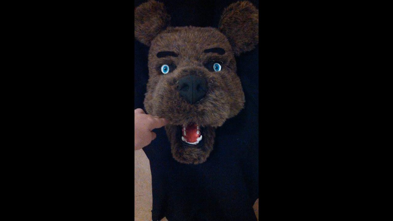 Fnaf freddy head for sale - Fnaf Fursuit Head
