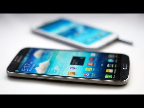 Samsung Galaxy Note 2 vs Samsung Galaxy Mega 6.3 Comparison