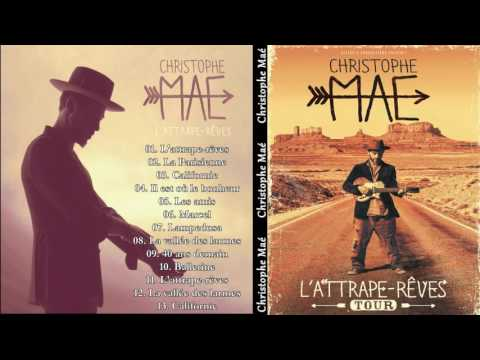 Christophe Maé L'attrape rêves 2016
