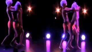 In Flagrante neo burlesque preview video