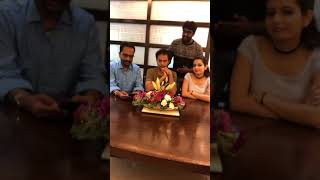 Raambo 2 Actor Sharan - Actress Ashika Ranganath Chat with Chitraloka