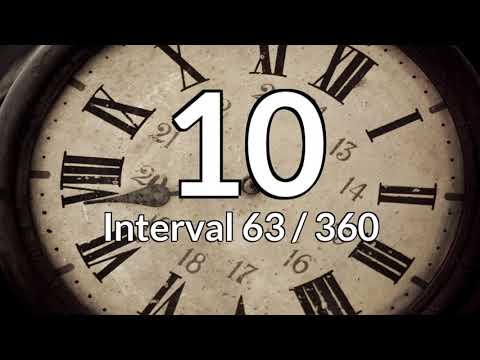 Interval Timer 10 Seconds With Funny Beep