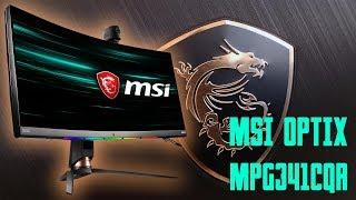 [Cowcot TV] Présentation écran Gaming MSI OPTIX MPG341CQR