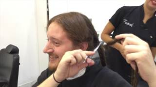 Jai's Haircut Video