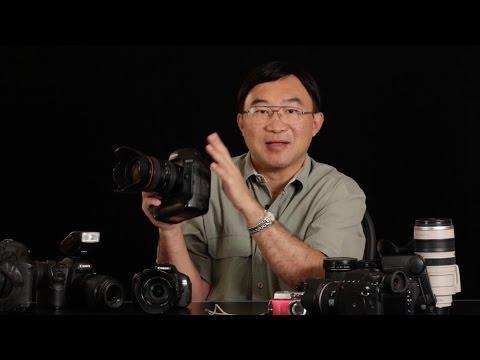 กล้องดิจิตอลชนิดต่างๆ Digital Cameras