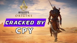 Assassins Creed Origins-CPY [Tested & Played]