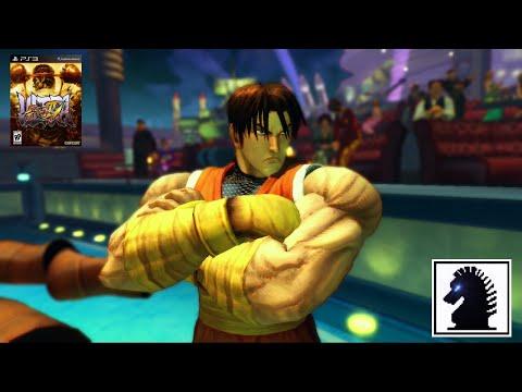 PS3 Ultra Street Fighter IV - Guy