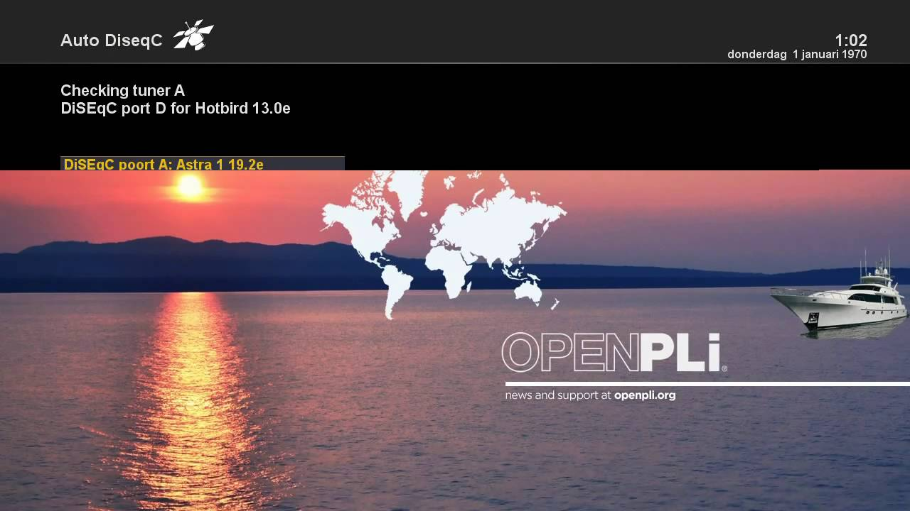 OpenPli Handleiding deel 2: Installatie en configuratie