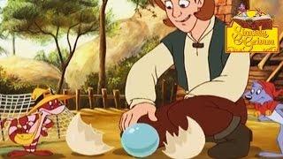 La Boule De Cristal - Simsala Grimm HD | Dessin animé des contes de Grimm
