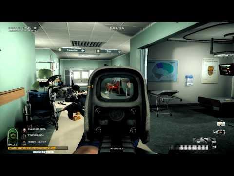 Payday: The Heist - Mercy Hospital Gameplay