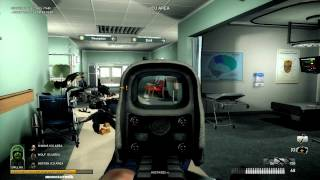 Payday: The Heist - Mercy Hospital Gameplay