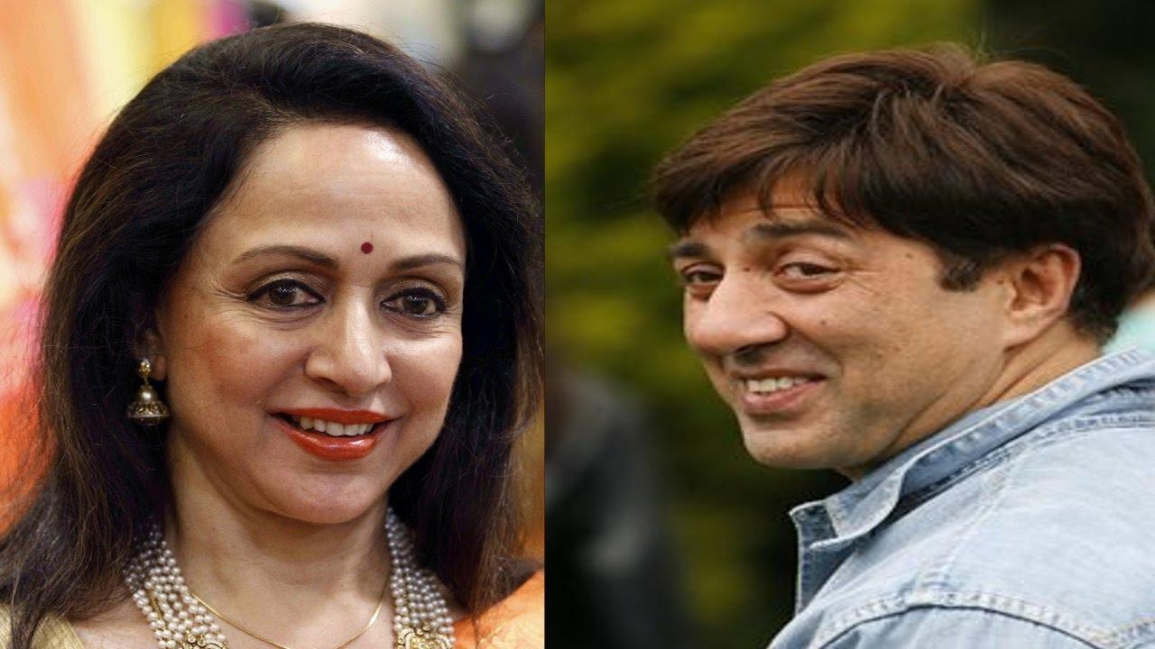 SUNNY DEOL ने किया ऐसा काम, HEMA सुनकर हो ... for Relationship Between Sunny Deol And Hema Malini  54lyp