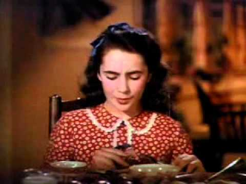 elizabeth taylor national velvet tribute youtube