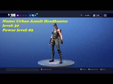 Fortnite Save The World Urban Assault Headhunter Review