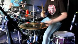 Murmurs Of Middle Earth (Pogo) Drum Cover (EJCDrums)