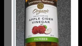 Gout Home Remedies - Apple Cider Vinegar for Gout