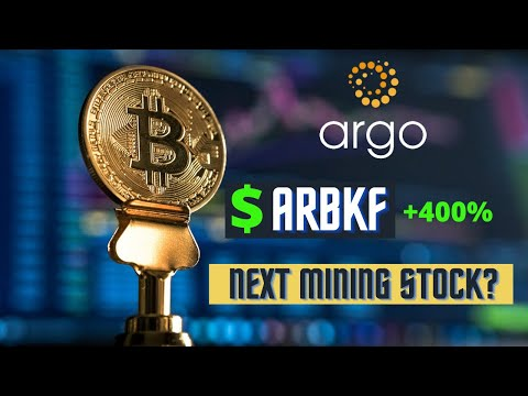 Argo BlockChain + HUGE NEWS✅ (Strong Buy) ARBKF - Bitcoin Mining Penny Stock 2021