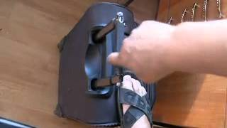 Ремонт ручки чемодана