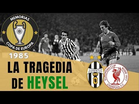 La Tragedia De Heysel Los 39 Muertos Que Cambiaron El Futbol Europeo