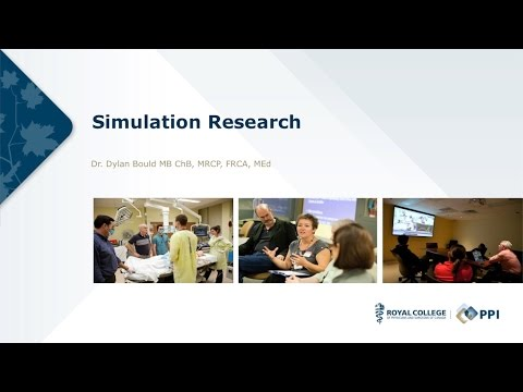 Simulation in Health Care: Simulation Reseach