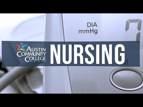Austin Community College Circulator Nursing
