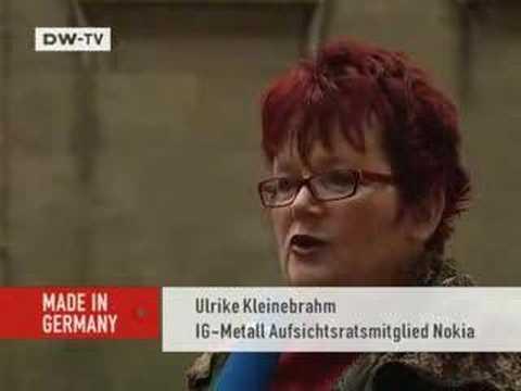 Made in Germany | Nokia - Aus für das Werk in Deutschland