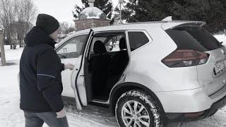 nissan X-Trail 2019 Авто для семьи, первые впечатления