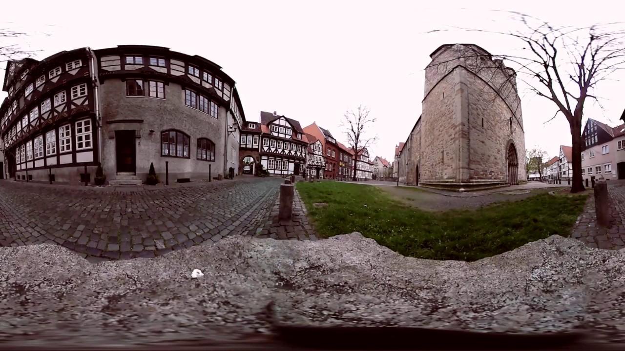 Unterwegs In Braunschweig Das Magniviertel In 360 Grad Youtube