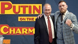 Why Did Putin Invite Conor McGregor to Russia? Highlights Khabib's Problems?