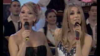Rada Manojlovic - Zagrli me ti - Grand Show - (TV Pink 31.12.2009.)