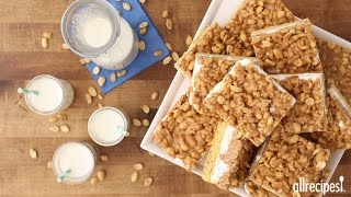 Dessert Recipes - How to Make Peanut Mallow Bars