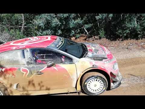 Esapekka Lappi - Citroen WRC - Testes Montalto Arganil 2019