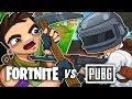 FORTNITE VS PUBG!