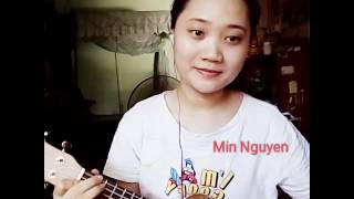 A little love - Fiona Fung - Ukulele cover by Min Nguyen