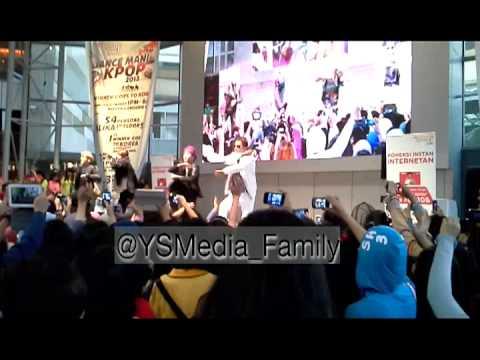 [Fancam] S4 - Driving Me Crazy (Dance Mania Kpop)