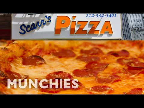 Chef's Night Out in New York City with Scarr's Pizza