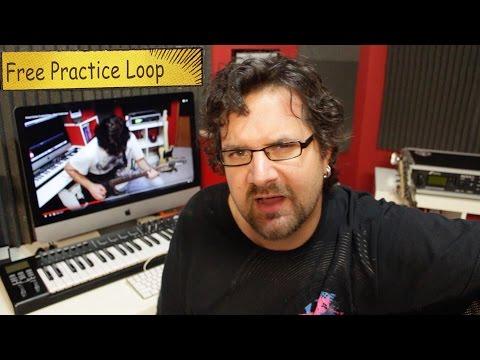Free Guitar Practice Loop