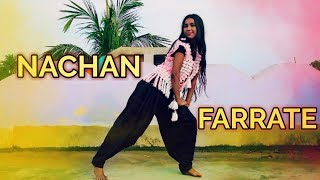 Nachan Farrate [All Is Well] Cover Dancing Version 2.0 || HD 720pix