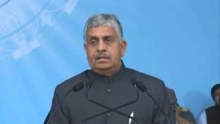 BJP Leader Tikshan Sood from Hoshiarpur, Guest at Jalsa Qadian 2012