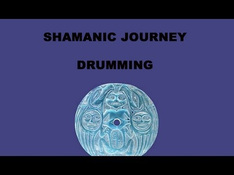 Shamanic Journey Drumming by Michael Drake