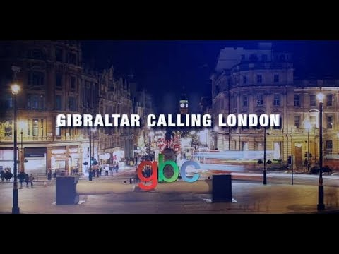 GBC TV - Gibraltar Calling London