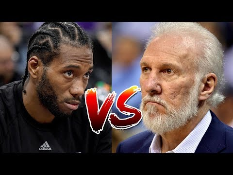 Download Youtube: Kawhi Leonard FEUDING with the Spurs Organization